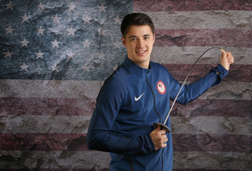 2016 Olympics: Stanford fencing star Alexander Massialas ranked No. 1, primed for gold