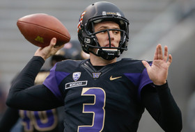 Roundup: Jake Browning back in the mix after shoulder surgery