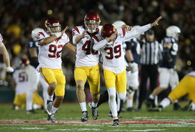 2017 Rose Bowl: Matt Boermeester's last-second field goal seals epic win for Trojans