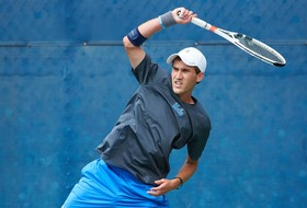 Men's Tennis Reaches Rounds of 16 at Regionals