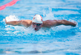Pac-12 Men's Swimming and Diving Scholar-Athlete of the Year Named