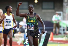 Cheserek claims 14th NCAA title at Hayward Field