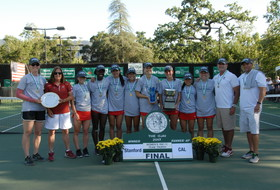 Stanford Captures First Ever Pac-12 Women's Tennis Championship