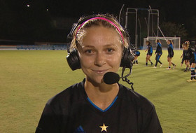 UCLA's Annie Alvarado discusses game-winning penalty kick