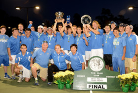 UCLA upsets USC for Pac-12 Men's Tennis Championships title