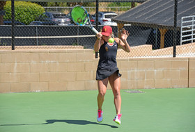 USC, Utah and Washington all advance on day one of the Pac-12 Women's Tennis Tournament