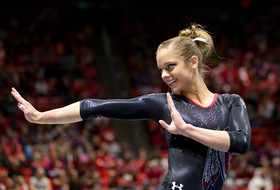Utah's Hughes named Pac-12 gymnastics Scholar Athlete of the Year