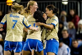 UCLA women's soccer still alive in NCAA tournament with college cup bid on the line