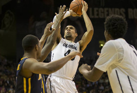 Colorado's Josh Scott