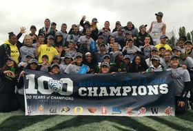 Oregon sweeps 2016 Pac-12 Track & Field Championships