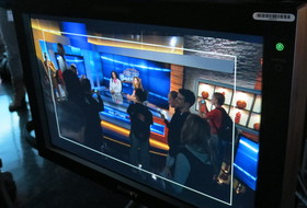 Take a tour of the Pac-12 Networks studio