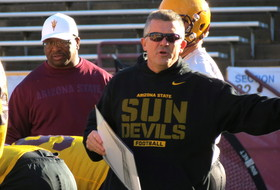 Todd Graham, Arizona State visualized Pac-12 Championship appearance in August