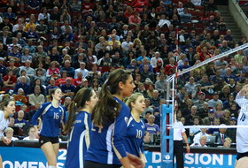 Video: Washington Falls to Penn State in NCAA semifinal match