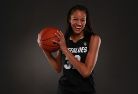 Arielle Roberson growing up for Colorado