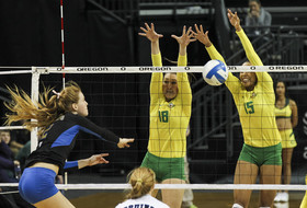NCAA women's volleyball scores for Dec. 4