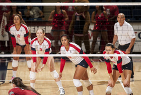 Pac-12 women's volleyball scores for Friday, Nov. 22