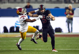 2015 Pac-12 Football Championship Game: Stanford's Christian McCaffrey makes record-breaking Heisman case