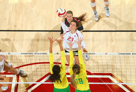 Stanford's Burgess Named Pac-12 Volleyball Scholar-Athlete of the Year
