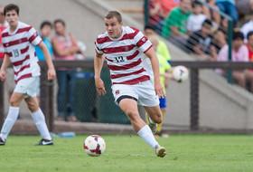 <p>Stanford men's soccer Jordan Morris</p>