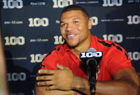 2015 Pac-12 Football Media Days: Former non-qualifier Booker overcomes academic adversity