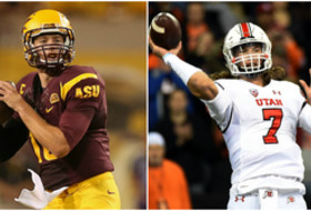 Roundup: Taylor Kelly and Travis Wilson to start for ASU and Utah