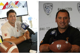 USC's Cody Kessler, Steve Sarkisian pick up where they left off