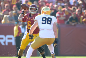USC quarterback Cody Kessler sets two records against Notre Dame