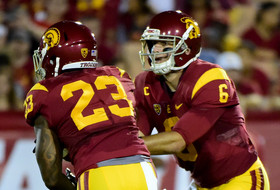 Cody Kessler and Tre Madden waste no time in USC's opener