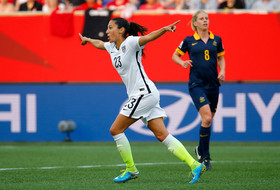 Roundup: Stanford's Press scores game-winning goal for USWNT