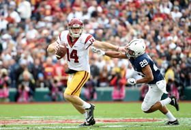 Roundup: A rosy evening for Sam Darnold and USC