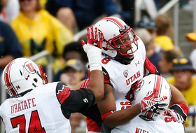 Kaelin Clay helps Utah past Michigan with punt return touchdown