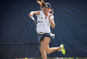 NCAA women's tennis: Cal's Lynn Chi pulls upset to advance to semis