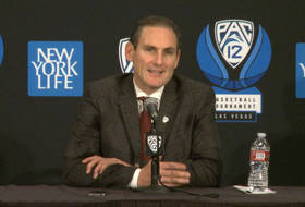 Commissioner Larry Scott: Pac-12 reaches one-year extension to keep Men's Basketball Tournament at MGM Grand