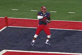 'Next man up' scores Arizona's first touchdown of the season