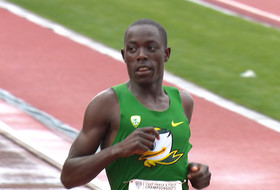Edward Cheserek reflects on career at Oregon after winning 10,000m title