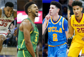 Three top-3 seeds among Pac-12's four teams in NCAA Tournament