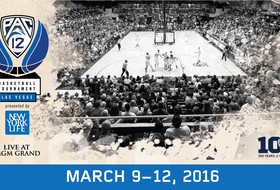 Single-session tickets for Pac-12 Tournament go on sale Tuesday