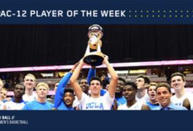 UCLA Lonzo Ball Wooden Legacy MVP