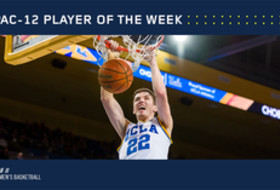 UCLA's TJ Leaf - Pac-12 Player of the Week (12/5/16)