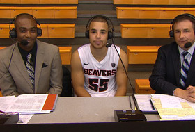 Postgame interview: Oregon State's Roberto Nelson talks first victory