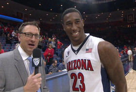 Arizona's Rondae Hollis-Jefferson: 'We came out ready and it showed'