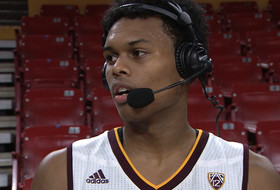 ASU men's basketball's Tra Holder says father inspired game-winning play