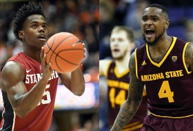 2017 Pac-12 Men's Basketball Tournament first round preview: No. 8 Arizona State vs. No. 9 Stanford