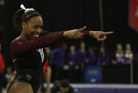 Stanford leads after Session 1 of Pac-12 Gymnastics Championships
