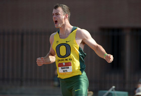 Oregon's Dakotah Keys takes third-straight decathlon title