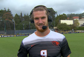 Oregon State's Timmy Mueller after first conference win: 'We're just gonna build off this'
