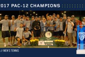USC wins the 2017 Pac-12 Men's Tennis Championship