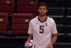 Recap: No. 1 Ohio State men's volleyball sweeps No. 10 Stanford