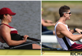 Stanford's Hack, Fauci named Pac-12 men's and women's rowing scholar-athlete of the year