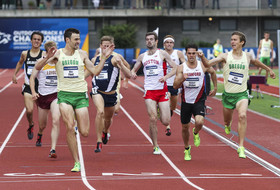2014 NCAA Outdoor Track & Field Championships Day 2 recap: Oregon Ducks continue to lead team standings